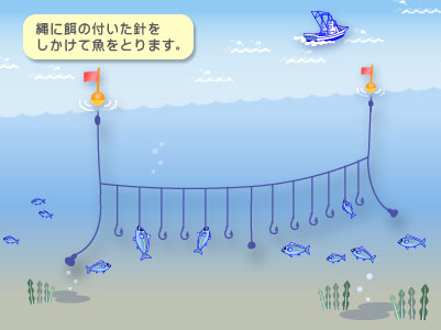 ナガジン!|コラム:漁法で色々...
