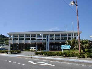 野母崎文化センター外観写真