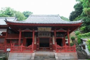 崇福寺の媽姐堂